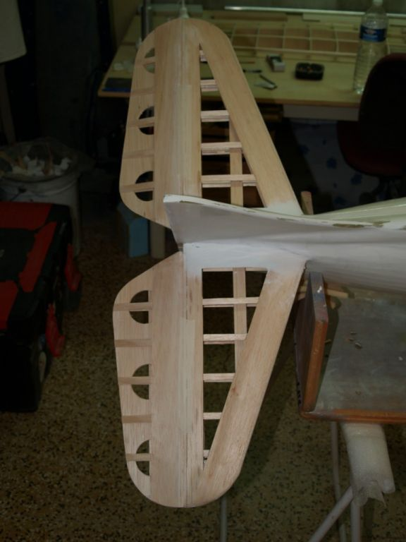 Le projet d'une escadrille de Gee-Bee Model Y.