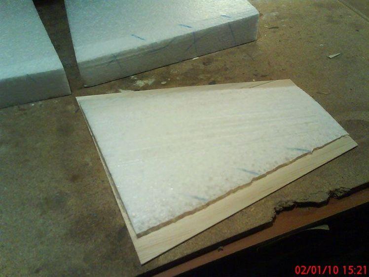 Fuselage fibre Némésis