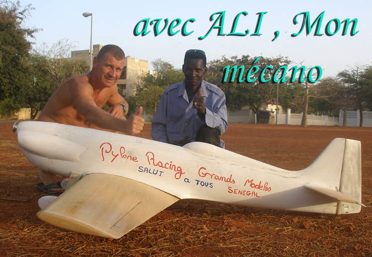 Un Little Rocket au Sénégal