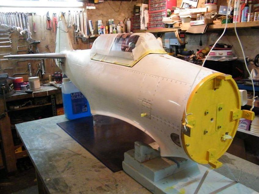 La construction de mon T-6, 3ème partie