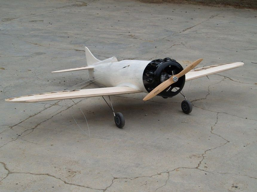 Escadrille Gee-Bee Model Y (suite)