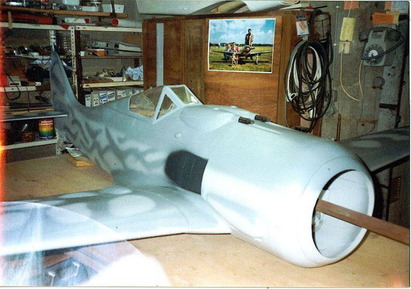 Photos historiques du FW 190