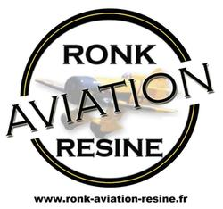Logo header RONK Aviation Resine