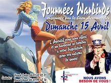 Le club du Caen Aéromodèles organise une rencontre Warbirds