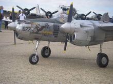 P-38 Little Buck George BUCHANAN