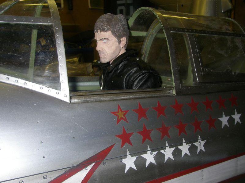 Lavochkin La-7  George Buchanan
