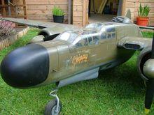 George Buchanan Northrop P-61 Black Widow