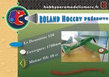 Dewoitine D 510 Roland HOCCRY