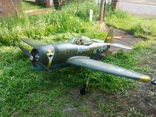 Kit Krantz P-47