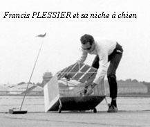 Francis PLESSIER niche chien