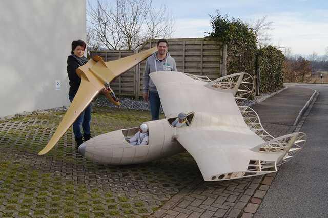 Big aile volante