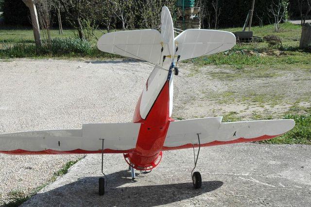 Gee-Bee Model Y Jean-Pierre Taczynski 8
