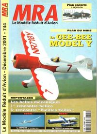 GeeBee couverture MRA