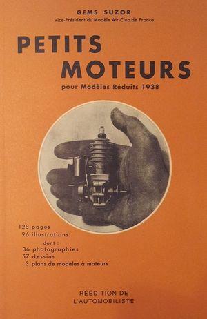 Gems SUZOR Petits moteurs pour modeles reduits