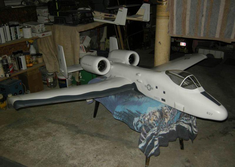 A-10 Big Model Jean TARDIF 12