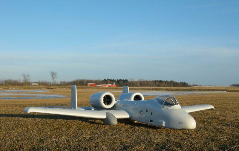 A-10 Big Model Jean TARDIF 13