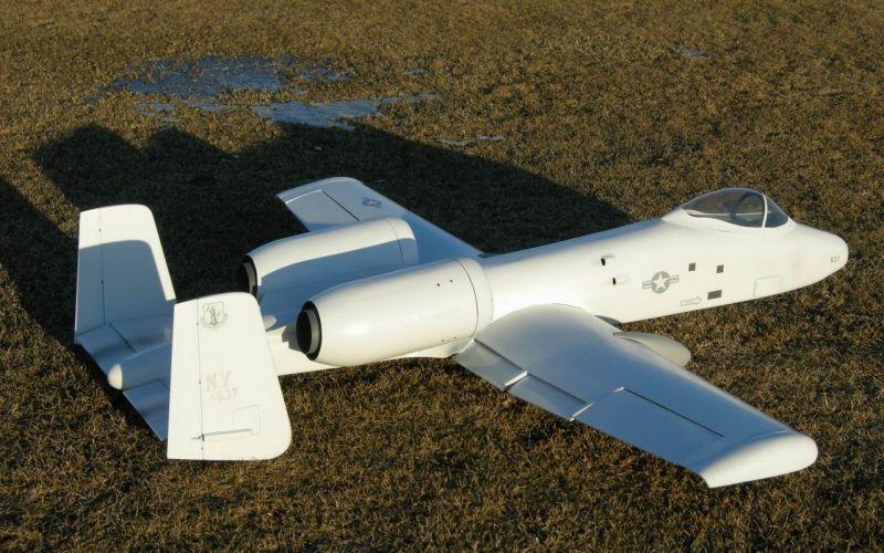 A-10 Big Model Jean TARDIF 15