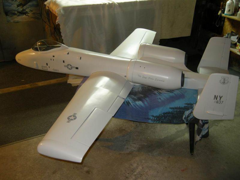 A-10 Big Model Jean TARDIF 2
