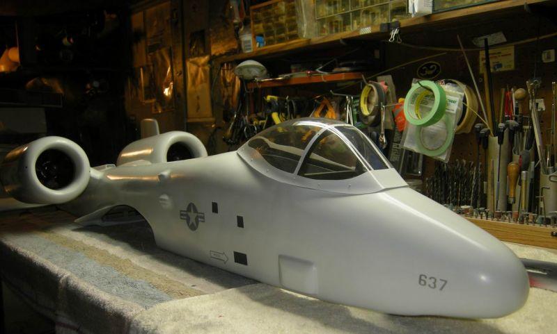 A-10 Big Model Jean TARDIF 4