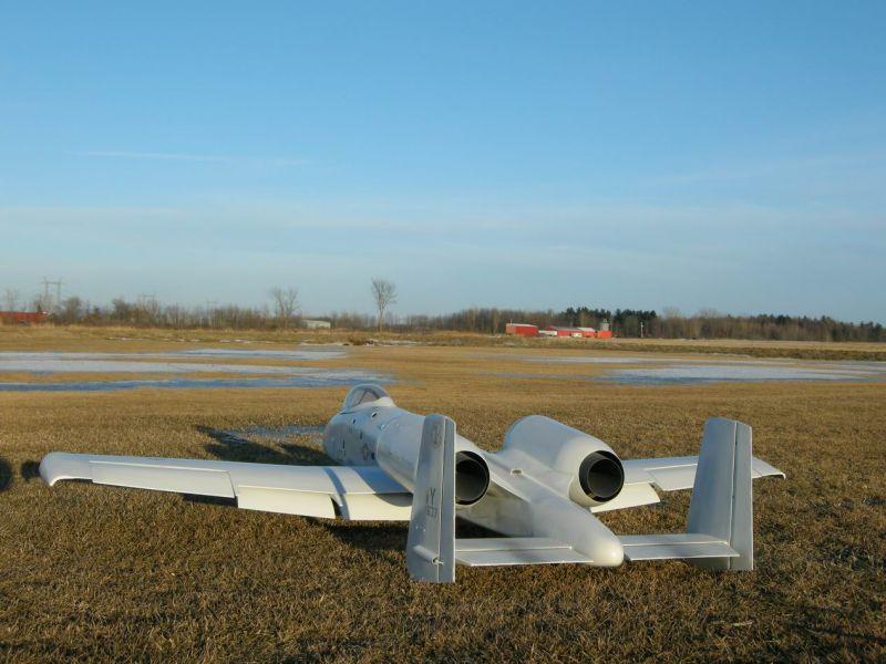 A-10 Big Model Jean TARDIF 7