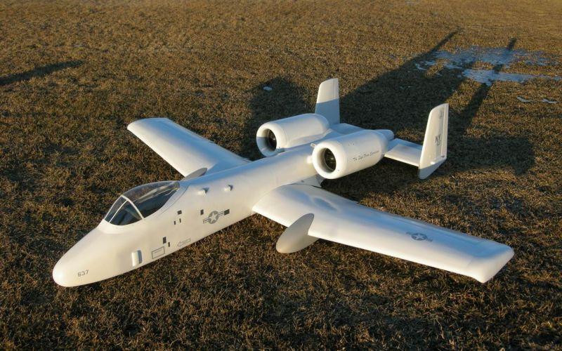 A-10 Big Model Jean TARDIF 8
