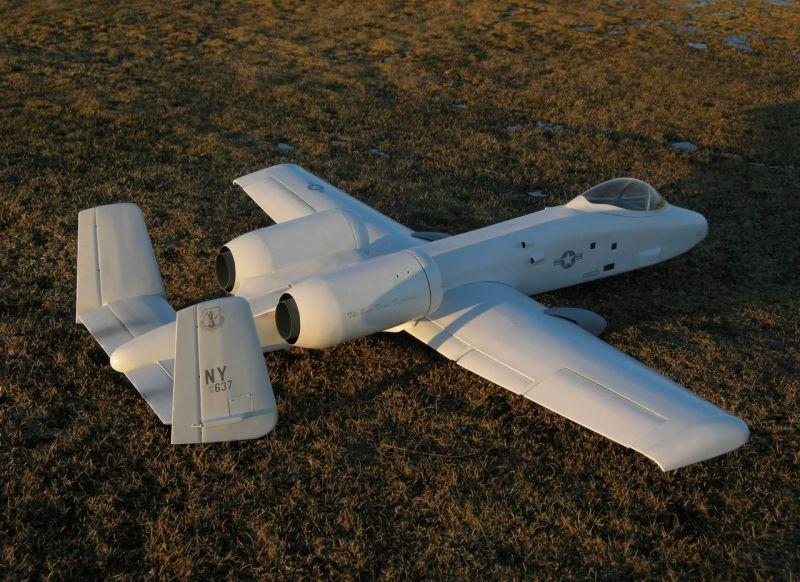 A-10 Big Model Jean TARDIF 9