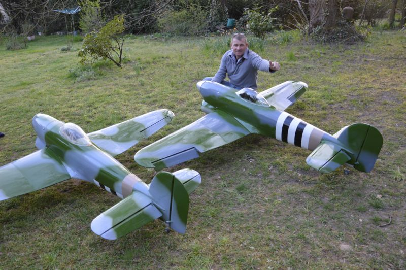 Typhoon Baudin Brothers Air Plane 7