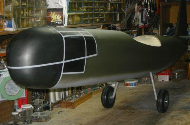 Arado 234 B Jean TARDIF 21