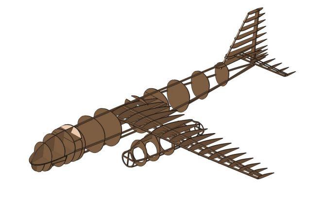 Arado 234 B Jean TARDIF  35