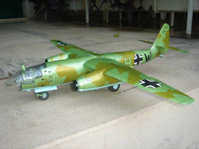 Arado 234 B Jean TARDIF  37