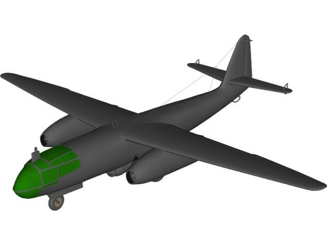 Arado 234 Jean TARDIF  1