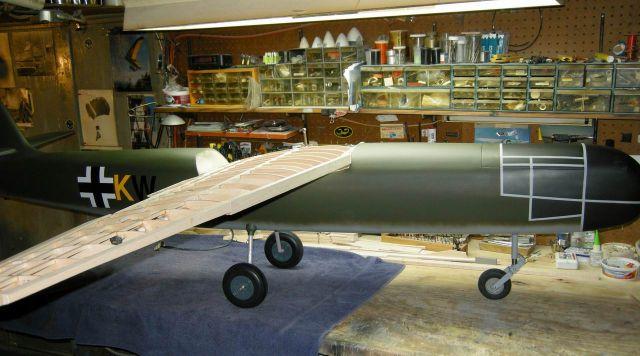 Arado 234 B Jean TARDIF 13