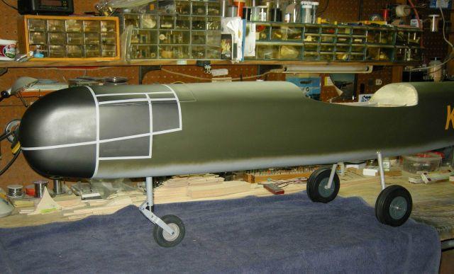 Arado 234 B Jean TARDIF 1