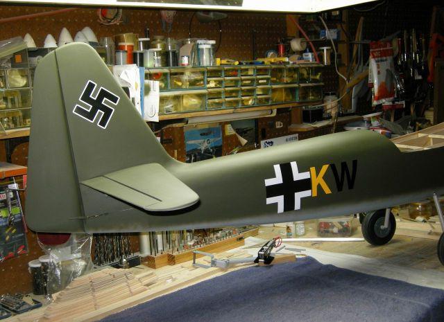 Arado 234 B Jean TARDIF 3