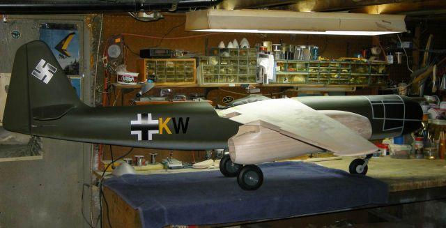 Arado 234 B Jean TARDIF 4