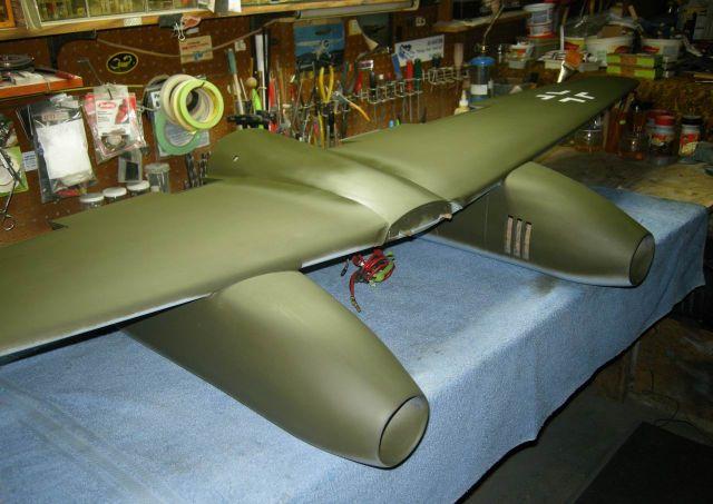 Arado 234 B Jean TARDFI33