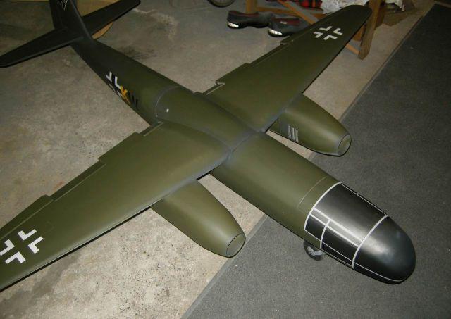 Arado 234 B Jean TARDFI49