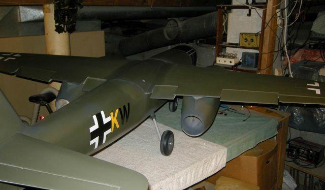Arado 234 B Jean TARDFI50