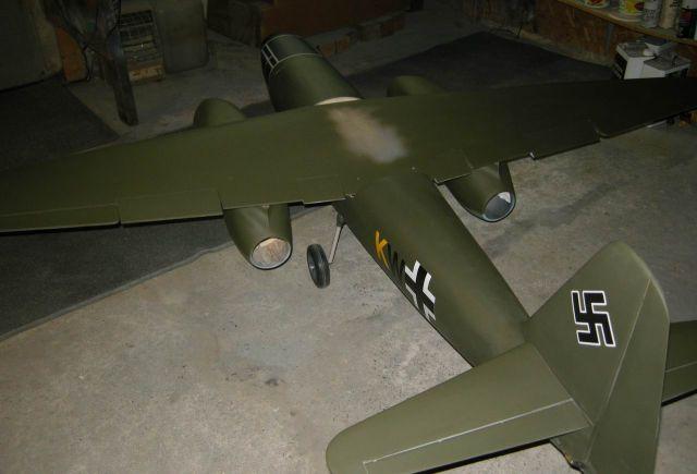 Arado 234 B Jean TARDFI54