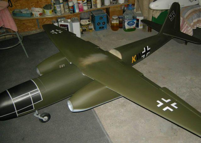 Arado 234 B Jean TARDFI55