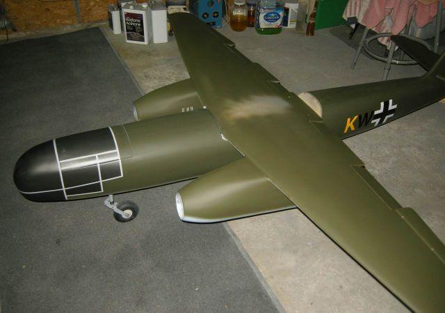 Arado 234 B Jean TARDFI7