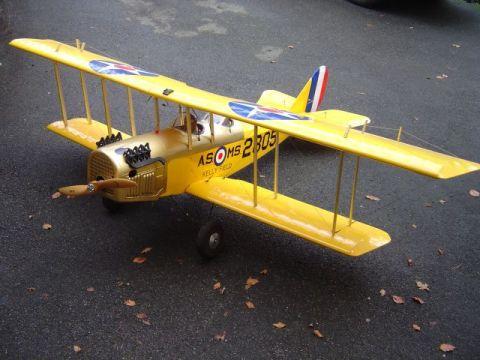 Photos Curtiss et Extra 330 001