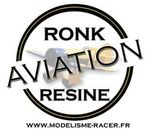 Logo RONK Aviation Resine