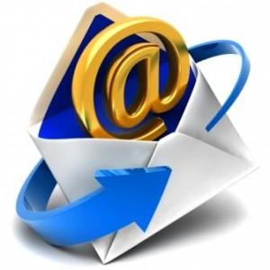 logo email Envoyer un e mail