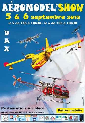 Affiche Dax 2015