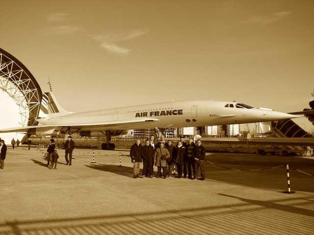 Concorde a Aeroscopia