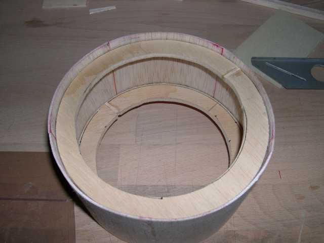Deux cercles en CtP permettent de tenir la forme